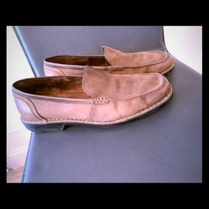 Brown shade Rockport size 11.5 men's loafers